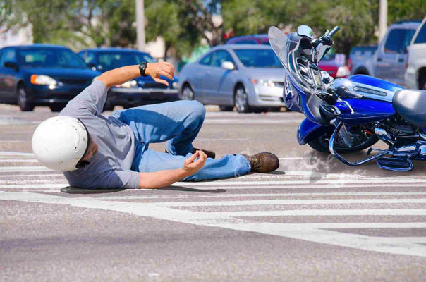 How Much Should I Ask for Pain and Suffering from a Motorcycle Accident?